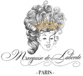 Marquise De Laborde Logo, organic and ethical French baby and childrens clothing made in Europe