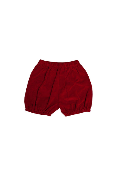 Bloomers Simon - Biking Red Corduroy - Marquise de Laborde