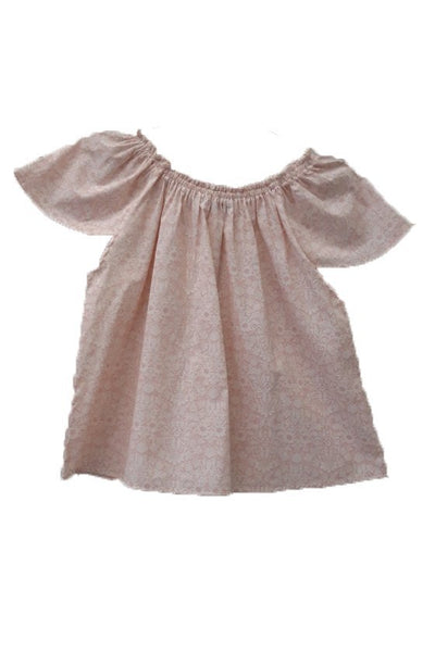 Blouse Astoria MORTIMER Maman et Fille - Marquise de Laborde