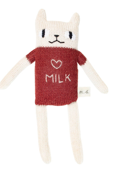 CAT Milk Doudou Enfant Fair Trade - Marquise de Laborde