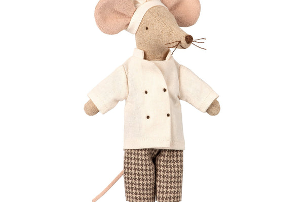 Chef Mouse Maileg - Marquise de Laborde