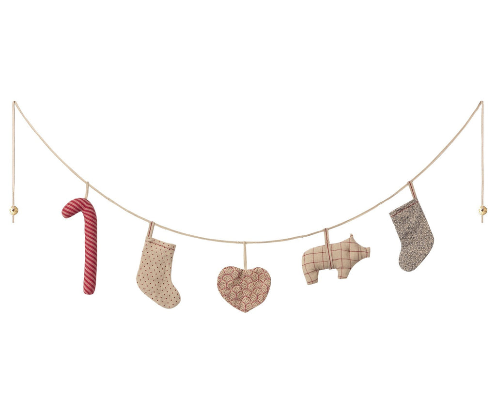 Christmas Garland, Small 1105 ornaments Maileg