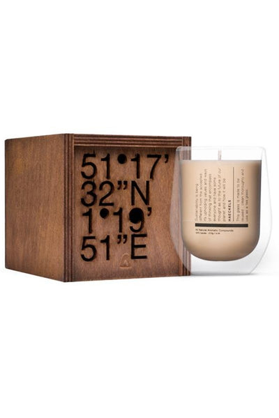 "Haeckels  Richborough / GPS 19' 51""E Candle"