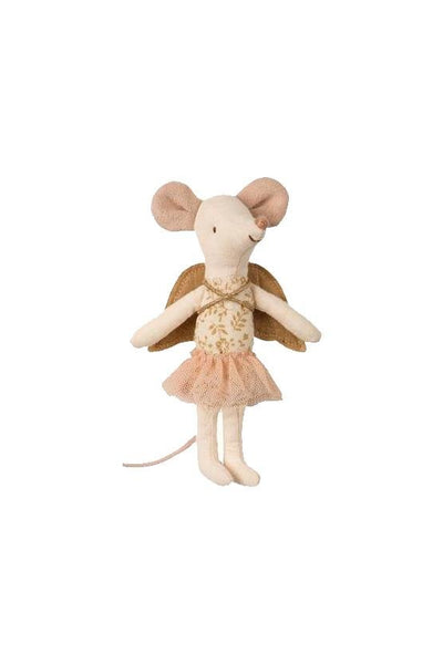 Maileg Angel Mouse + Box
