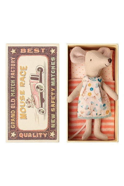 Maileg Big Sister Mouse in Box - Marquise de Laborde