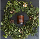 Plum & Ashby Orange & Clover 60 Hours Candle