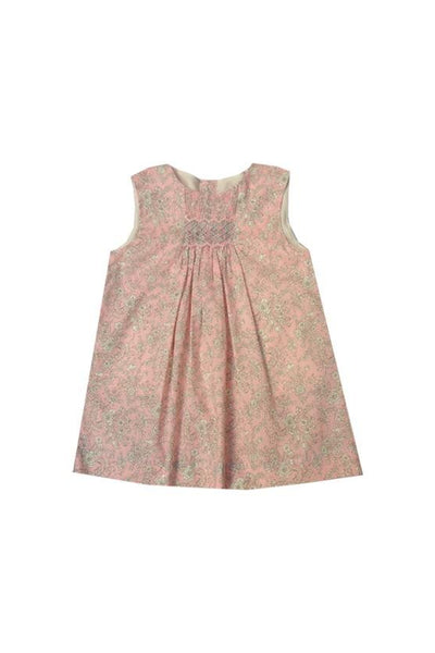 Robe Elodie - Liberty Summer Blooms - Marquise de Laborde