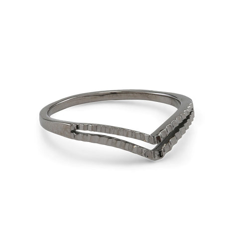 Zally silver ring
