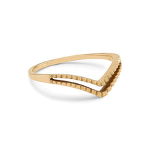 Zally gold ring (14-karat)