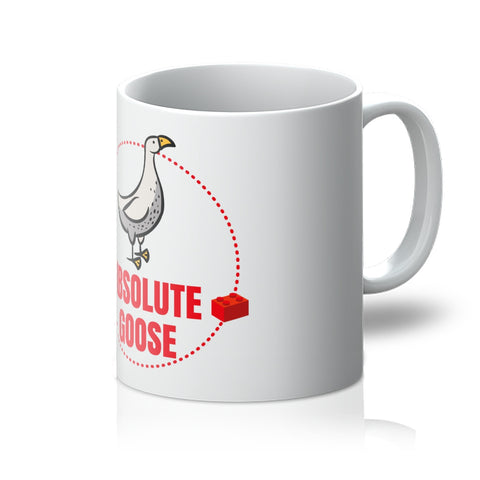 RELAX WITH LEGO Absolute Goose - mug