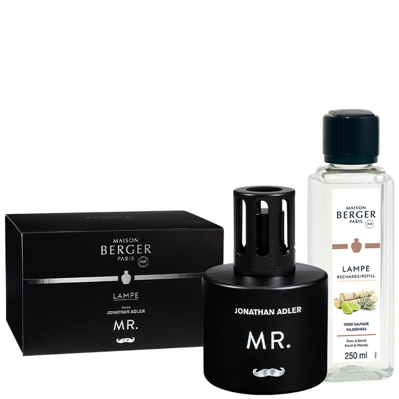 Maisol Berger - Mr. Lampe Berger Gift Pack - 4727