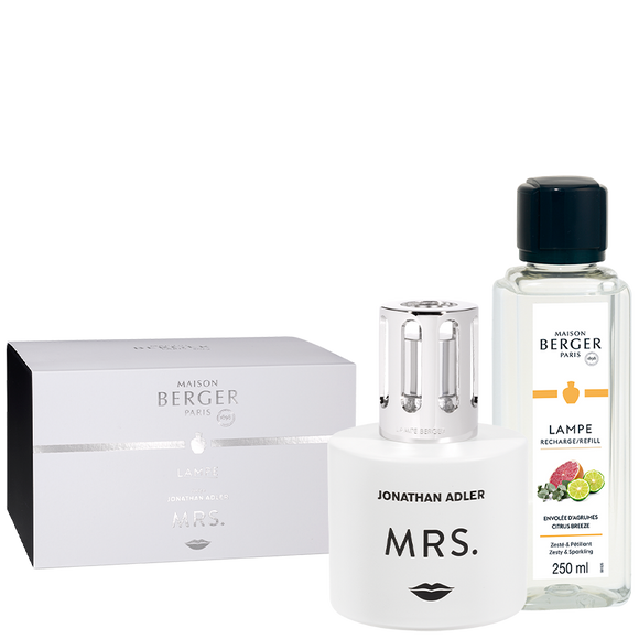 Maisol Berger - Mrs. Lampe Berger Gift Pack - 4728