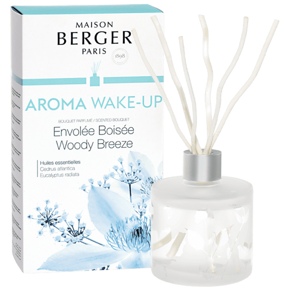 Maison Berger AROMA Wake Up -  Woody Breeze Scented Diffuser