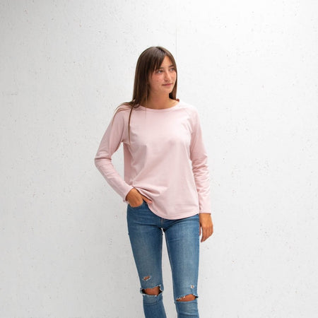 Chalk - Tasha Top | Pink