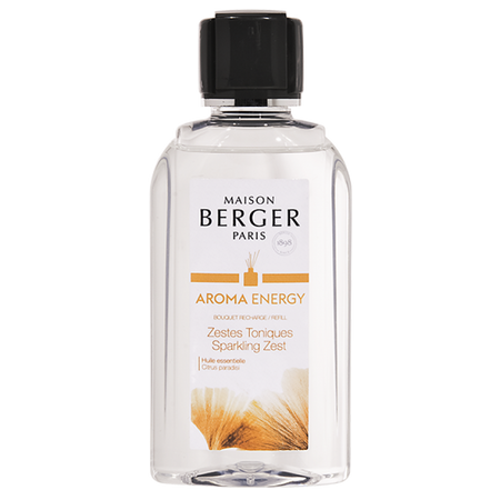 Maison Berger AROMA Energy - Sparkling Zest Diffuser Refill