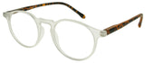 Goodlookers Reading Glasses - GL2138 CHELSEA CLEAR & TORTOISE SHELL