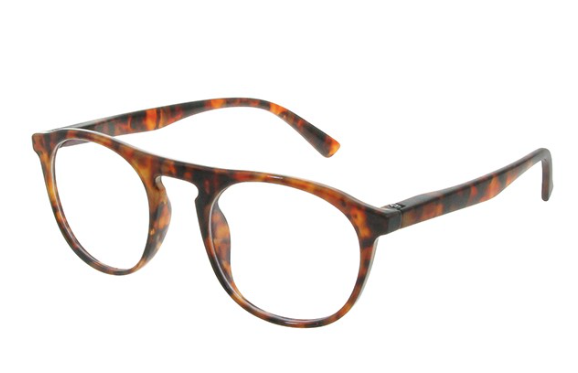 Goodlookers Reading Glasses - GL2272TTS 'BLOOMSBURY' TORTOISESHELL