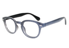 Goodlookers Reading Glasses - GL2273GRY 'NICO' METALIC GREY
