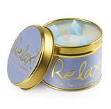 Lily Flame - Relax Candle