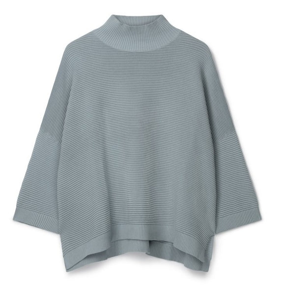 Chalk - Vicki Jumper | Ice Blue