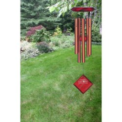 Woodstock - Bronze Chimes of Mars 17""