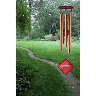 DCB14 Woodstock Windchime - Bronze Chimes of Mercury 14