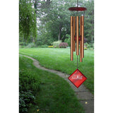 DCB14 Woodstock Windchime - Bronze Chimes of Mercury 14""