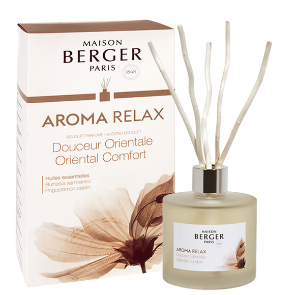 Maison Berger AROMA Relax - Oriental Comfort Scented Diffuser - 6056