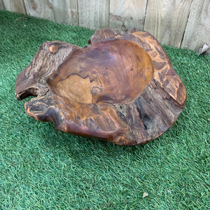 Teak Root Medium Bowl