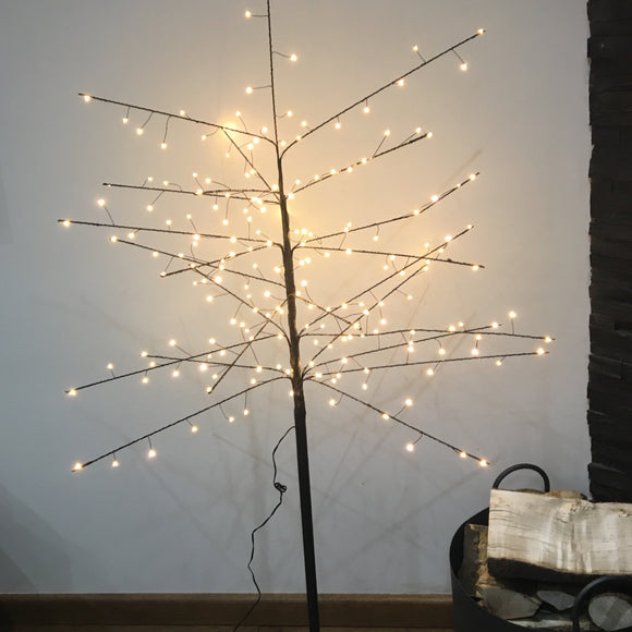 Parlane - Celina Black Mains Twig Tree 150cm