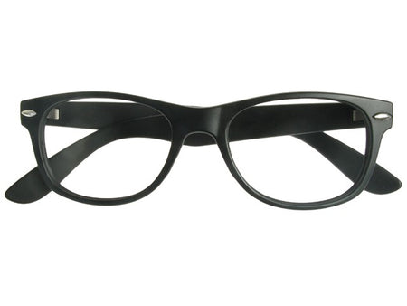 Goodlookers Reading Glasses - GL2021 BILLI MATT BLACK