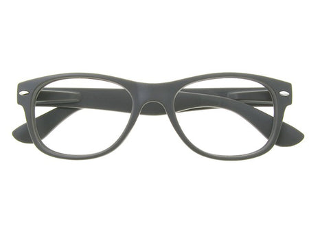 Goodlookers Reading Glasses - GL2021  'Billi' Matt Grey