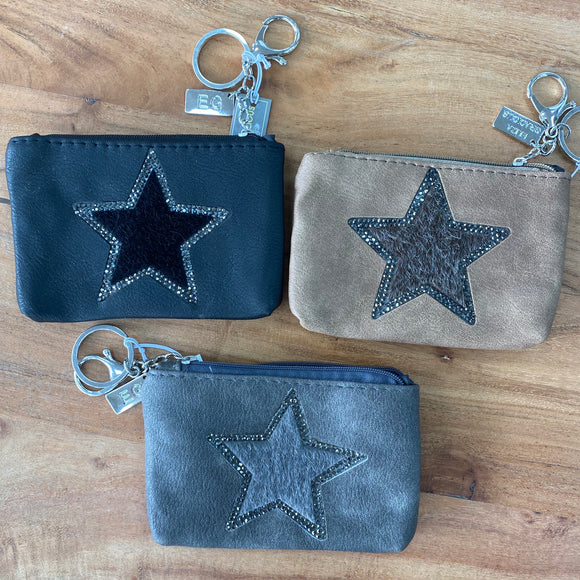 Eliza Gracious - Coin Star Purse  |  EL0015 - Collection