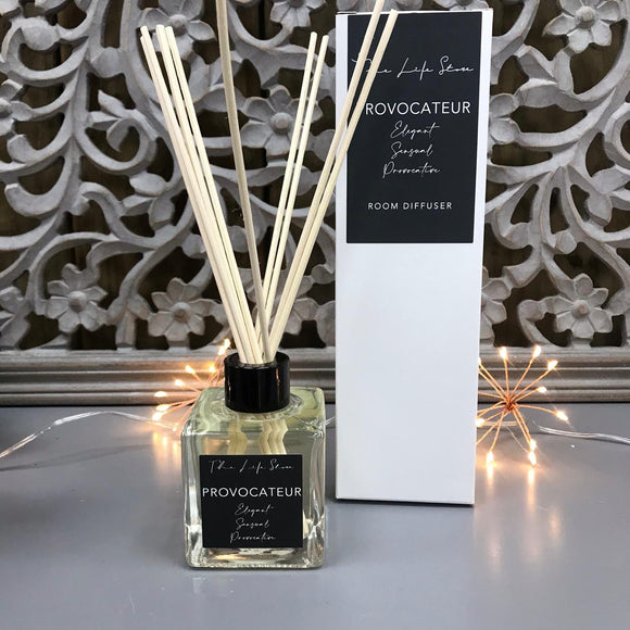 Life Store Reed Diffuser Kit & Refill - Provocateur