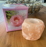 Himalayan Salt T-light holder