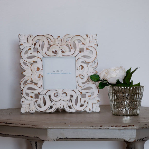 Retreat - Persia Carved Frame 4x4