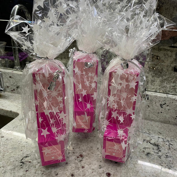 Yummy Mummy Life Store Votive & Diffuser - Gift Wrapped Gift Set