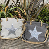 House of Milano Large Star Bag  |  Style 2253