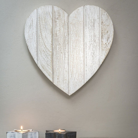 Retreat - T&G Style Wall Heart