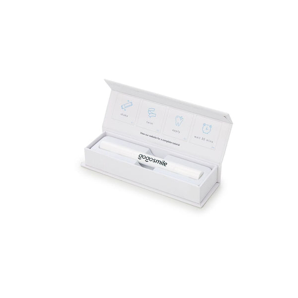 Teeth Whitening Pen (10 Applications) - gogosmile