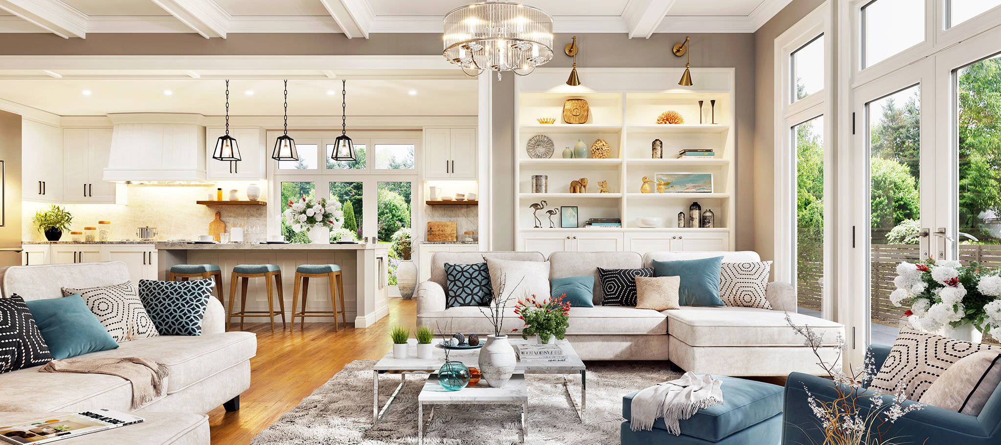 How to Style your Living Room on a Budget