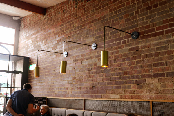 Fifty Acres Accent Lighting and Panelling
