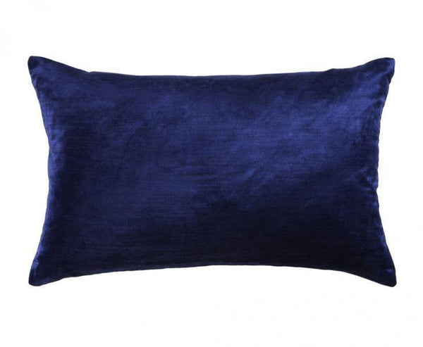Payday Deals Purple Velvet Cushion