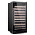 100 Bottles Wine Cooler Compressor Fridge Chiller Commercial