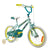 16 Inch Kids Bike Bicycle Boys Trailer Trainling Wheels Basket Disney Gift