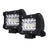 4 inch CREE LED Work Light Bar Spot Flood OffRoad Driving 4WD 4x4 Reverse