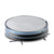 4 Mode Robotic Vacuum Cleaner - Silver & Blue