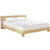Bedding COOL GEL Memory Foam Mattress Topper BAMBOO Cover Queen 5CM Mat
