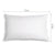 Bedding Set of 4 Medium Cotton Pillows