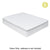 Bedding Single Size Terry Cotton Mattress Protector